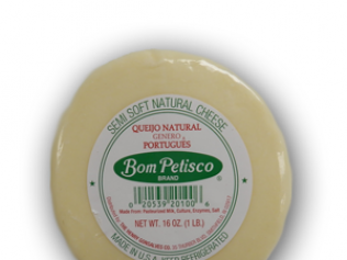 Bom Petisco Natural Cheese